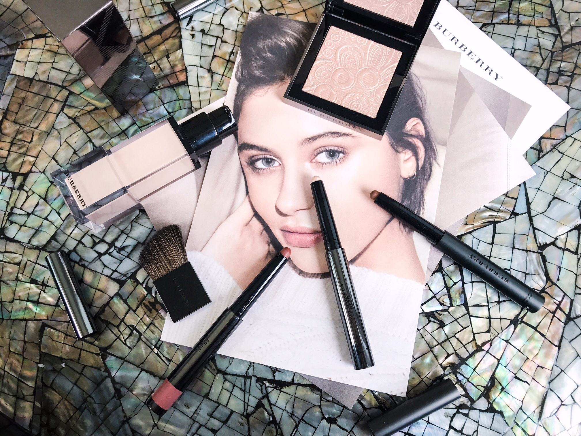 Burberry Makeup Review And Swatches